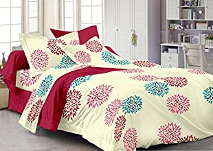 Story @ Home Cream COTTON Super Soft Single 1 Single Dohar/AC Quilt