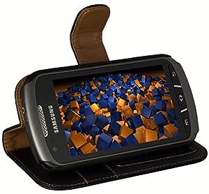 mumbi Tasche im Bookstyle für Samsung Galaxy Xcover 2 Tasche