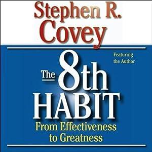 The 8th Habit Audiobook