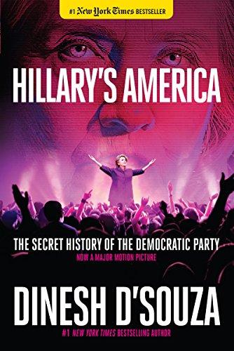 Dinesh Souza Hillarys America