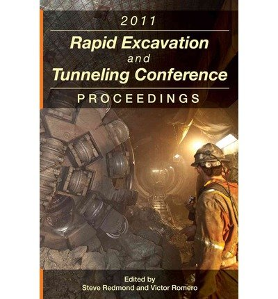 [ Rapid Excavation And Tunneling Conference Proceedings [With Cdrom] (2011) (Rapid Excavation & Tunneling Conference, Proceeding) - Greenlight ] By Redmond, Steve ( Author) 2011 [ Hardcover ] front-150891