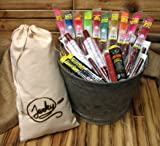 Jerky.com - Extra Mile Meat Stick Gift Bag (20 Meat Snacks)