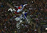MOTIVATIONAL - Levi Sherwood 5 - A4 - Red Bull X-Fighters - print - picture
