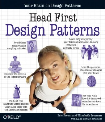 Image of Head First Design Patterns