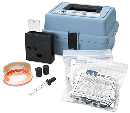 Hach 1408100 Nitrate-Nitrite Test Kit, Model NI-12 General ...