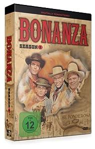 Bonanza - Season 1 (4 DVDs)