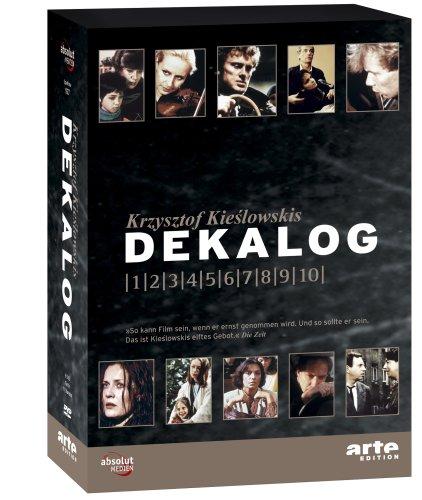 Dekalog (5 DVDs) [Alemania]