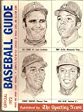 img - for OFFICIAL BASEBALL GUIDE 1972 THE SPORTING NEWS book / textbook / text book