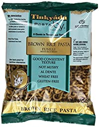 Tinkyada Brown Rice Fusilli Pasta, 16 oz