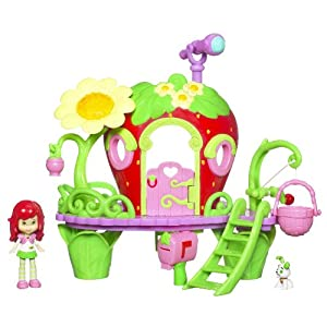 Hasbro, Strawberry Short Cake, Berry Bitty Clubhouse