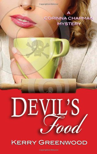 Devil'S Food (Corinna Chapman Mysteries)