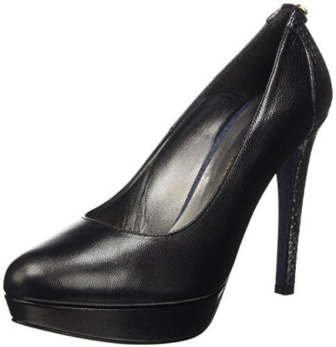 Trussardi Jeans 79S28551, Scarpe con Tacco Donna, Nero (Black/Black), 38 EU