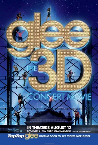 Glee : The 3D Concert Movie
