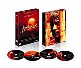 Apocalypse Now: Collector's Edition (4 Discs) DVD Box Set: Apocalypse Now + Apocalypse Now Redux + Hearts of Darkness + Cast and Crew Interviews + Screen Tests + Commentaries + Deleted Scenes + Storyboard Drawsings + many more..