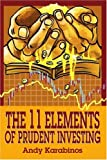 img - for The 11 Elements of Prudent Investing book / textbook / text book