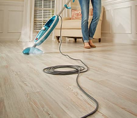 My New Favorite Cleaning Tool Hoover Twin Tank Steam Mop Review
