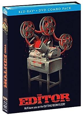 The Editor (Bluray/DVD Combo) [Blu-ray]