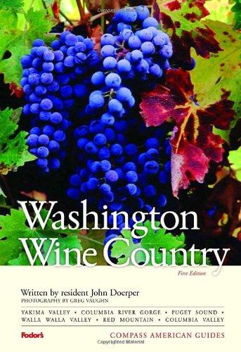 Compass American Guides: Washington Wine Country, 1st Edition (Washington Wine Country compare prices)