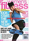 Women's Fitness UK Magazine New Year 2011 NICOLE SCHERZINGER EXCLUSIVE! Stop Smoking BEAT FOOD INTOLERANCES Flat Tummy, Fast HOW TO DETOX THE EASY WAY Love Your Body TIME TO START LOVING EXERCISE