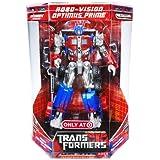 Transformers Movie RoboVision Optimus Prime
