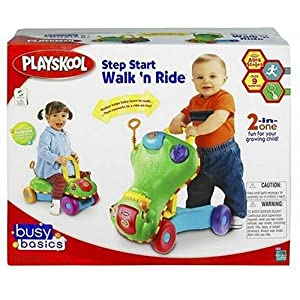 Playskool Step Start Walk 'n Ride