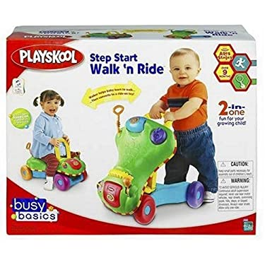 Playskool Step Start Walk N Ride   Colors May Vary