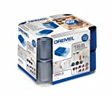 Bosch-Dremel 2615.072.2JA-081 165 piece Modular Accessories Set (Blue)
