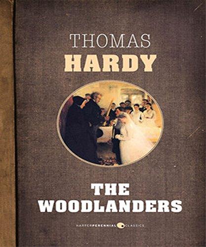 Thomas Hardy - The Woodlanders: (illustrated)