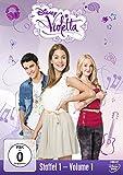DVD & Blu-ray - Violetta - Staffel 1, Volume 1 [2 DVDs]