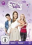 Violetta - Staffel 1, Volume 1 [2 DVDs]