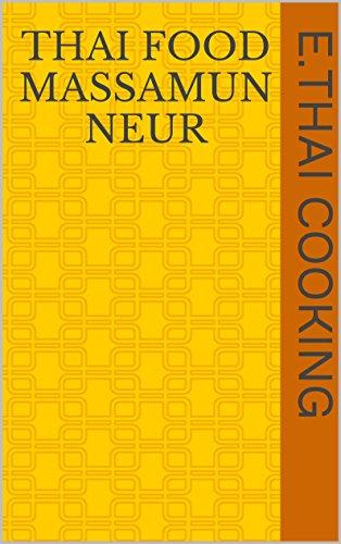 Thai Food Massamun Neur