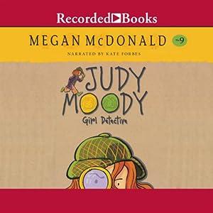 Judy Moody, Girl Detective Audiobook