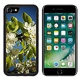 Luxlady Premium Apple iPhone 7 iPhone7 Aluminum Backplate Bumper Snap Case Celery Garden Vegetable Green Image 545753