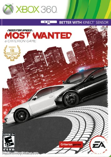 Gamelengths Average Play Times For Need For Speed Most Wanted