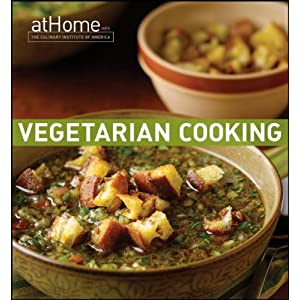 51axitGMwSL. SL500 AA300  Review: Vegetarian Cooking at Home w/The Culinary Institute of America