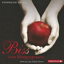 Bis(s) zum Morgengrauen (Twilight-Saga 1) Hörbuch von Stephenie Meyer Gesprochen von: Annina Braunmiller-Jest