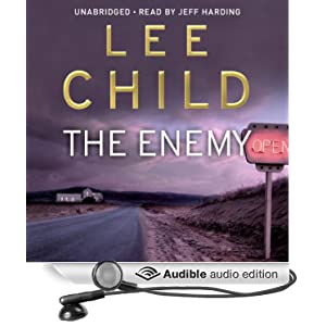 Jack Reacher: The Enemy 8 by Lee Child (2009, Paperback) FREE SHIPPING