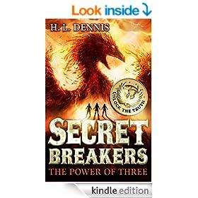 Secret Breakers 1: The Power of Three