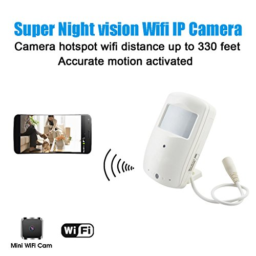 Conbrov® Wf28 Hd wifi indoor Security Camera with Ip Infrared Network Super Night Vision Motion Activated Nanny Alrm Cam home Use