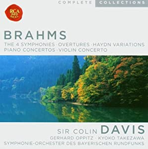 4 Symphonies, The, Overtures (Davis, Takezawa, Oppitz)