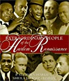 img - for Extraordinary People of the Harlem Renaissance by Hardy, P. Stephen, Hardy, Sheila Jackson (September 1, 2000) Library Binding book / textbook / text book