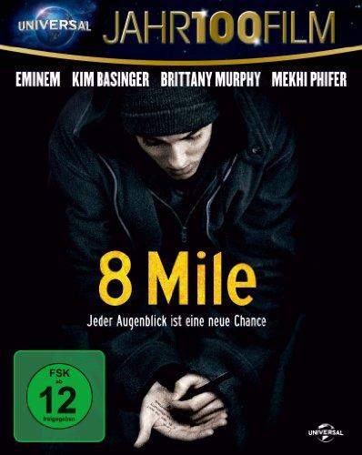 8 Mile - Jahr100Film [Blu-ray]