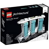 Lego Architecture Marina Bay Sands (R) 21021 (japan import)