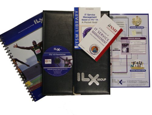 ITIL V3 Expert Platinum Blended training CD pack: e-learning & workshops, includes exam fees (Mac format)