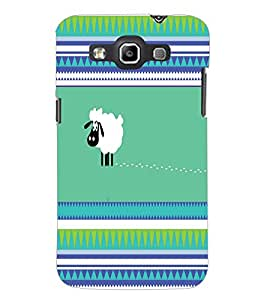 PrintDhaba Cartoon D-4421 Back Case Cover for SAMSUNG GALAXY WIN i8552 (Multi-Coloured)