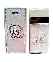RIYA Life Syle White Apparel Perfume Of 100ML