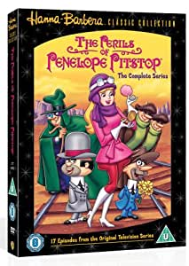 The Perils Of Penelope Pitstop: The Complete Series [DVD] [2006]