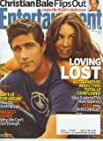 Entertainment Weekly February 13 2009 Matthew Fox & Evangeline Lilly (#1034)