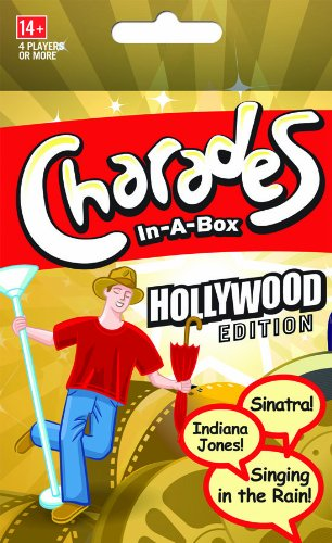 Charades-in-a-box: Hollywood - 1