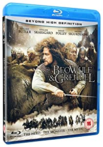 Beowulf & Grendel [Blu-ray] [Import anglais]